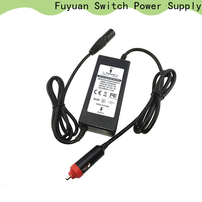 Fuyuang constant dc dc battery charger owner for Electric Vehicles
