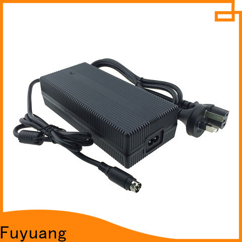 Fuyuang 48v lithium battery chargers factory for LED Lights