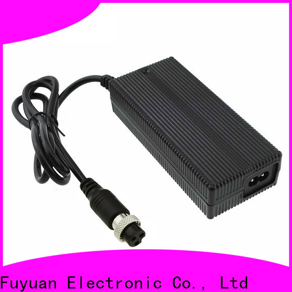 Fuyuang fine- quality li ion battery charger producer for Robots