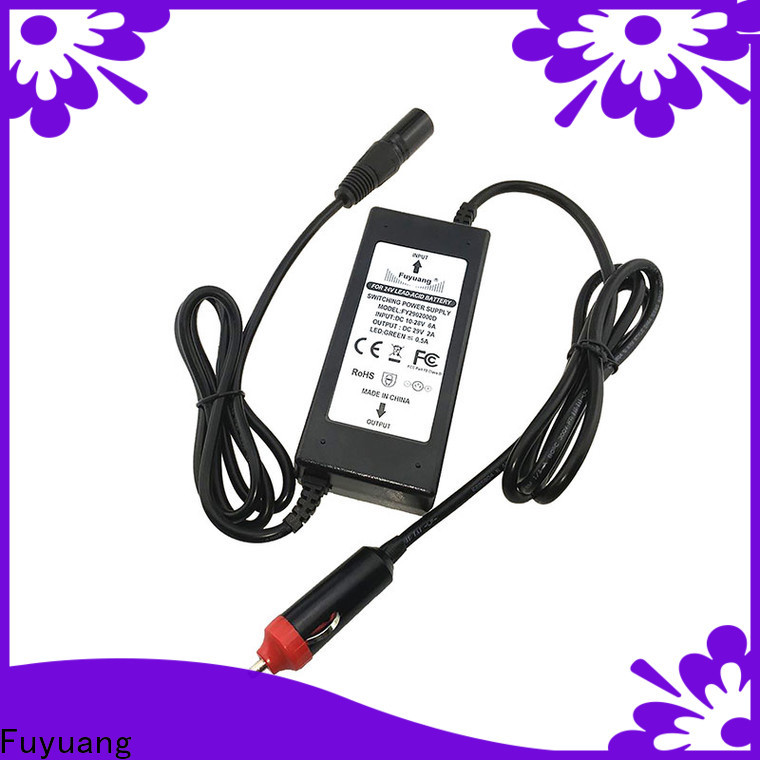 safety dc dc battery charger charger supplier for Audio