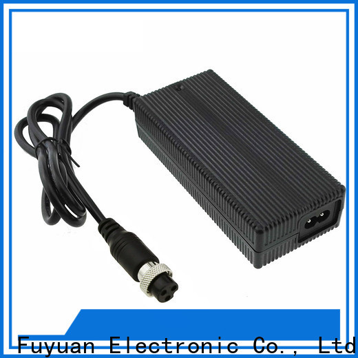Fuyuang 42v li ion battery charger producer for Electric Vehicles