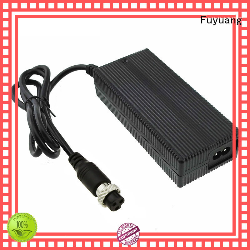 Fuyuang ce lifepo4 battery charger manufacturer for Medical Equipment