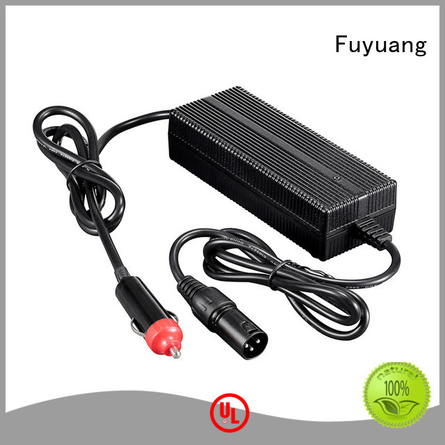 Fuyuang customized car charger certifications for Batteries