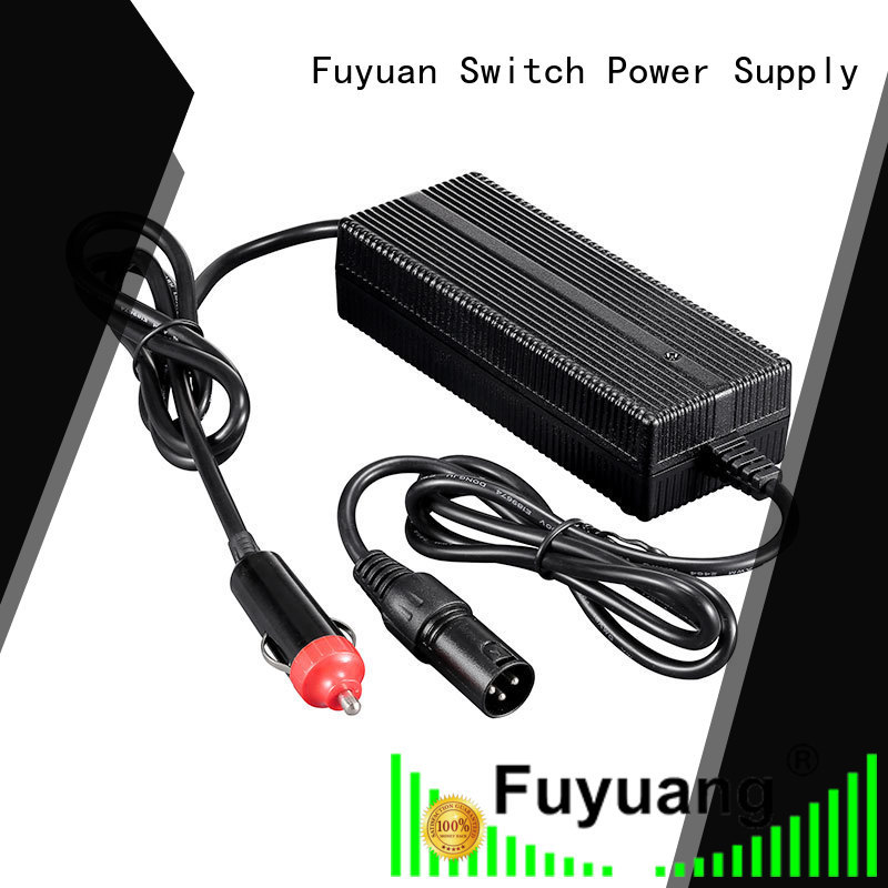 Fuyuang practical dc dc battery charger for Electric Vehicles