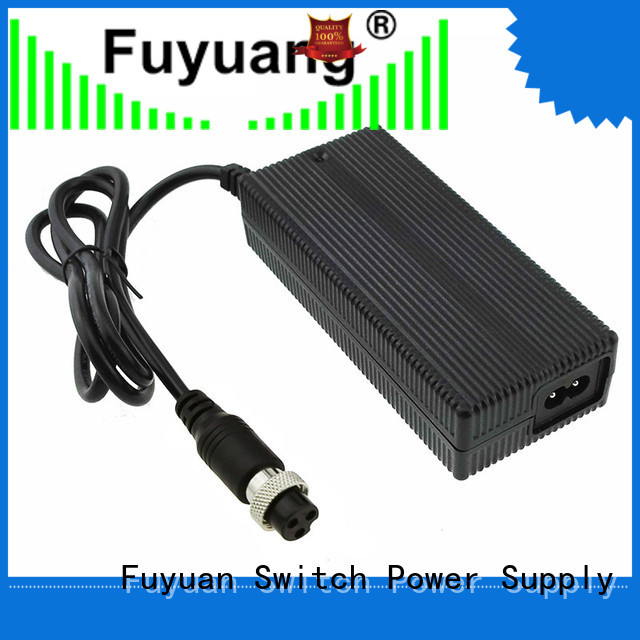Fuyuang 42v lion battery charger factory for Medical Equipment