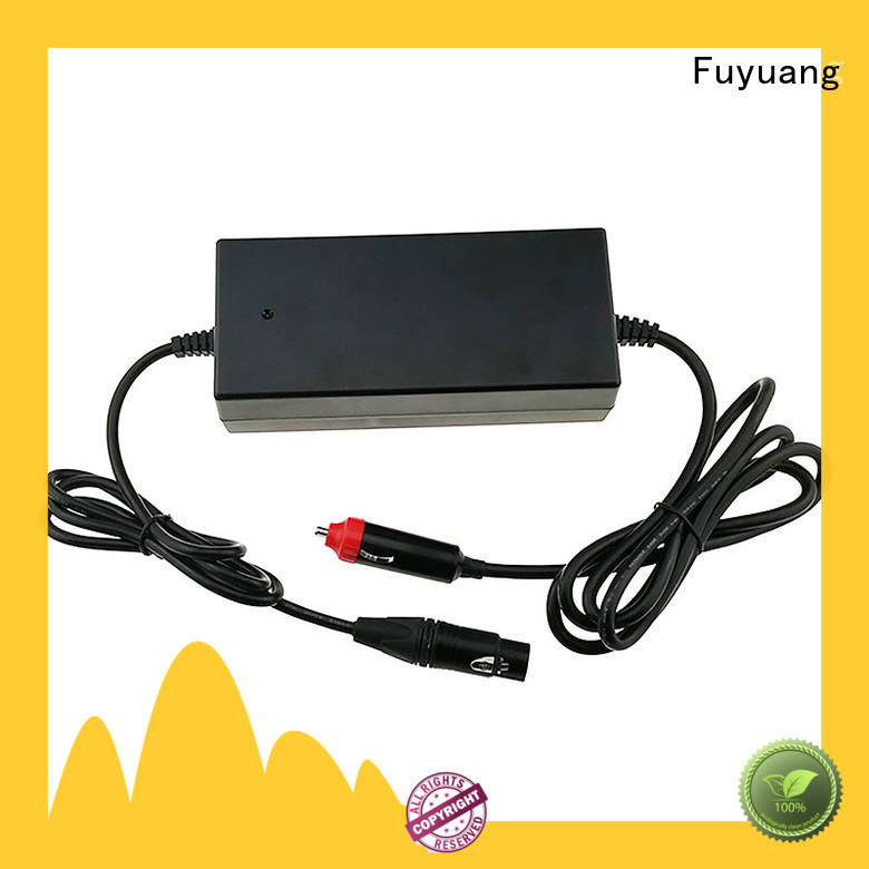 Fuyuang safety dc dc battery charger manufacturers for Robots