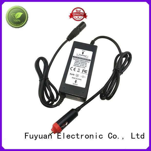 Fuyuang effective dc dc battery charger steady for Robots