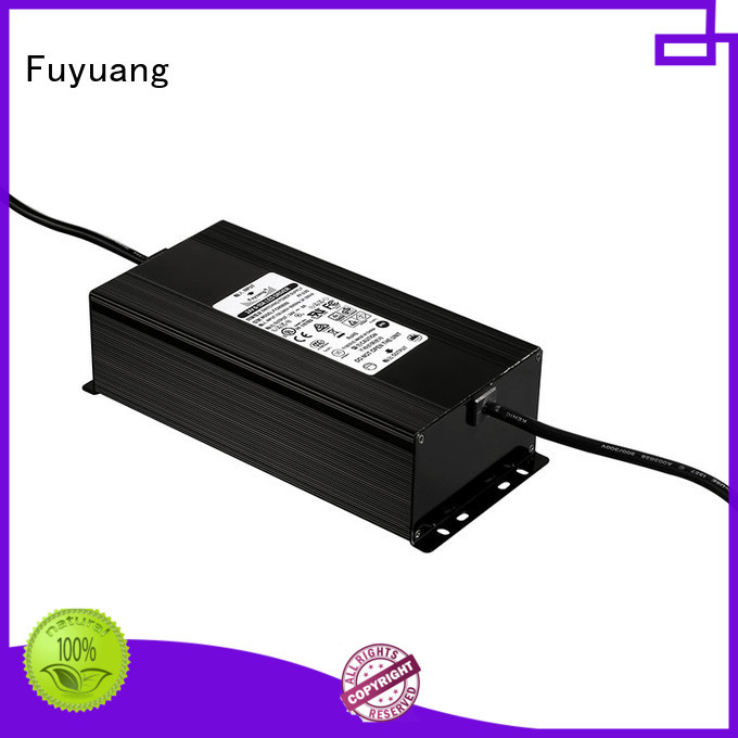 Fuyuang 10a ac dc power adapter supplier for Electric Vehicles