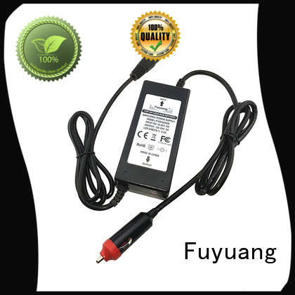 Fuyuang excellent car charger for Medical Equipment