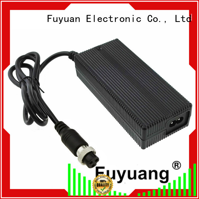 Fuyuang certification lithium battery charger supplier for Medical Equipment