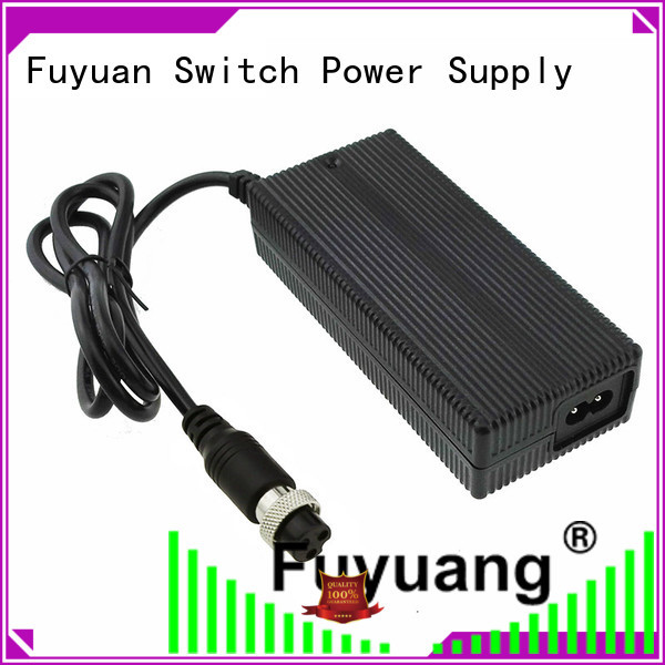 Fuyuang lead lithium battery charger  supply for LED Lights
