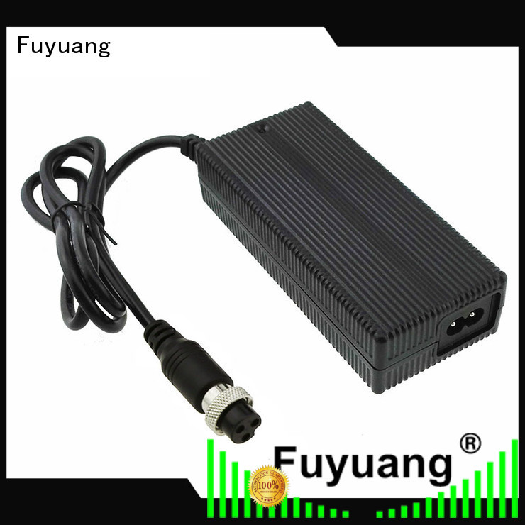 golf lithium polymer battery charger vendor for Audio Fuyuang