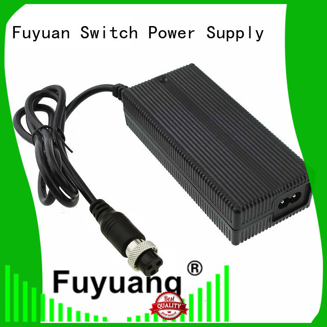 Fuyuang lithium battery charger for Medical Equipment