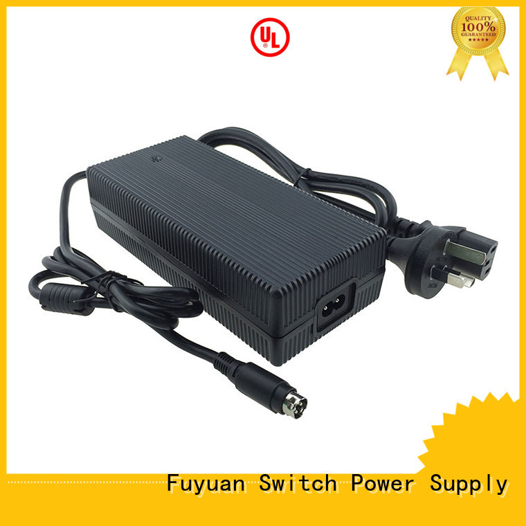 Fuyuang acid lifepo4 charger for Robots