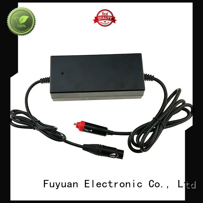 Fuyuang scooter dc dc battery charger for LED Lights