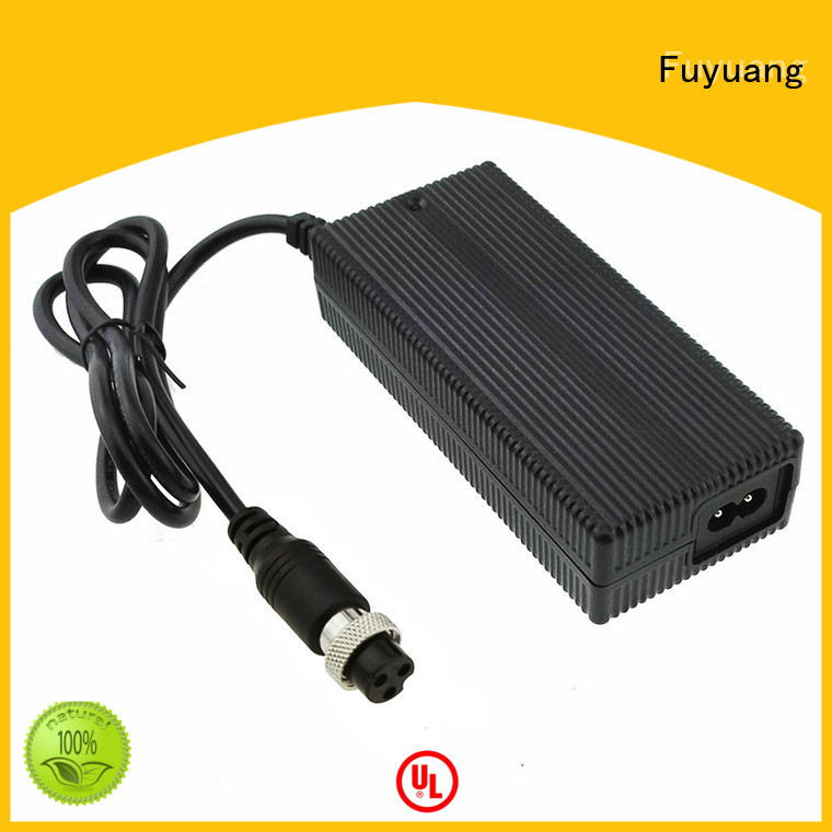 2a lion battery charger ebike for Medical Equipment Fuyuang