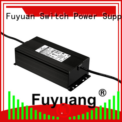 Fuyuang oem laptop charger adapter for LED Lights