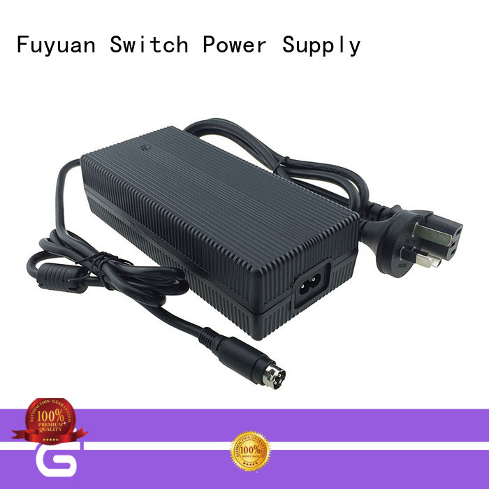 Fuyuang high-quality li ion battery charger supply for Medical Equipment