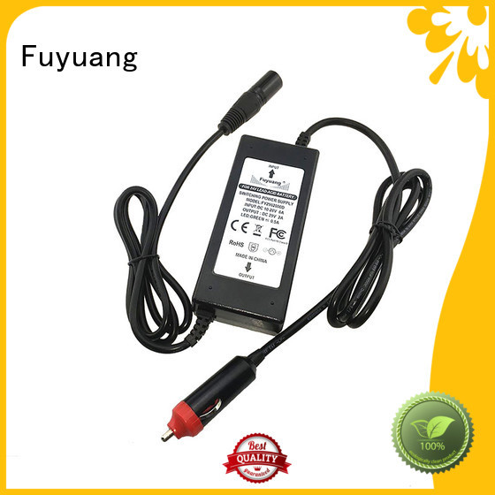 Fuyuang panels dc dc battery charger manufacturers for LED Lights