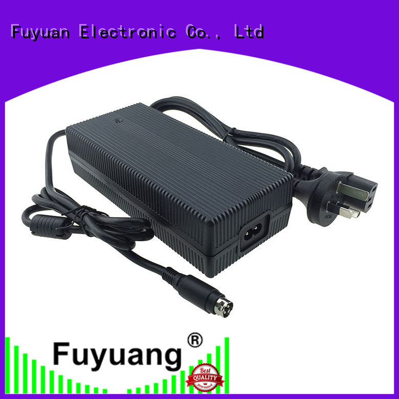 Fuyuang scooter lion battery charger supplier for LED Lights