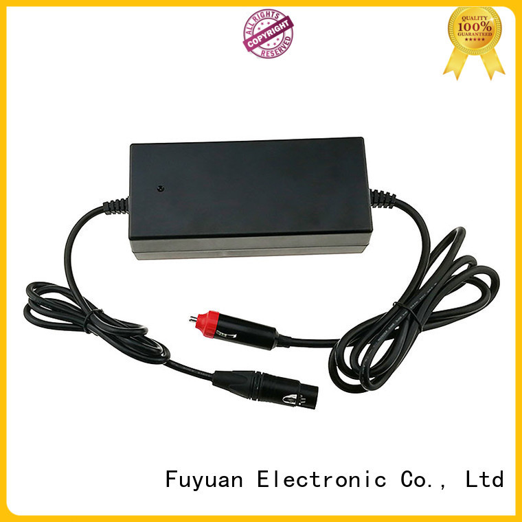 Fuyuang practical car charger experts for Batteries