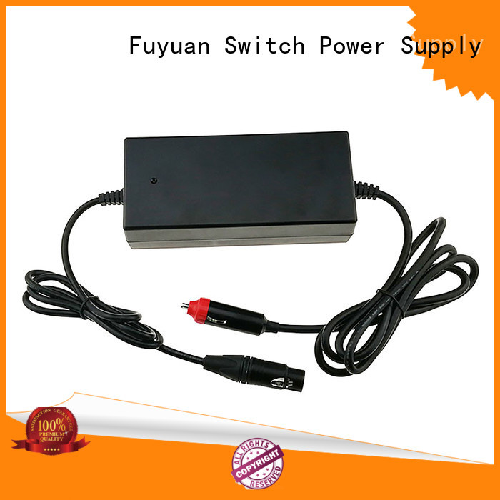 Fuyuang effective dc dc power converter certifications for Batteries