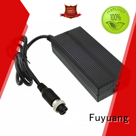 Fuyuang cart lifepo4 charger for Medical Equipment