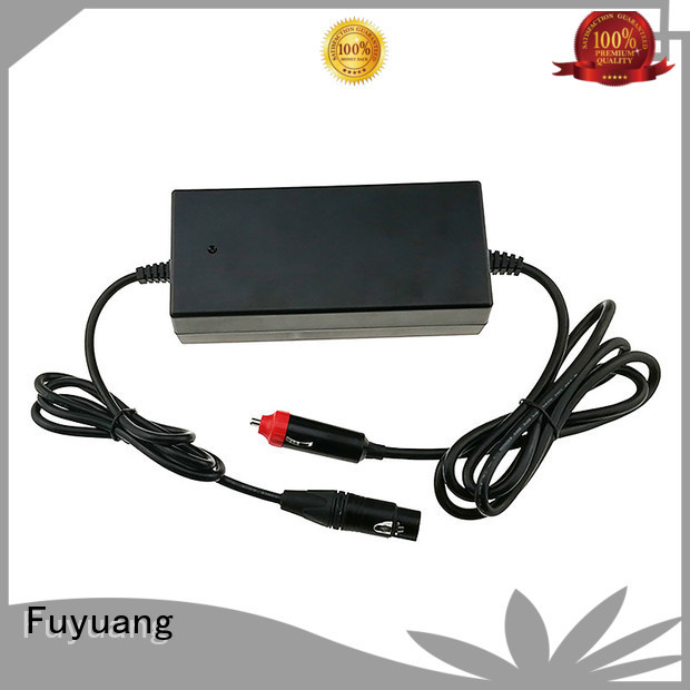 Fuyuang practical car charger for Robots