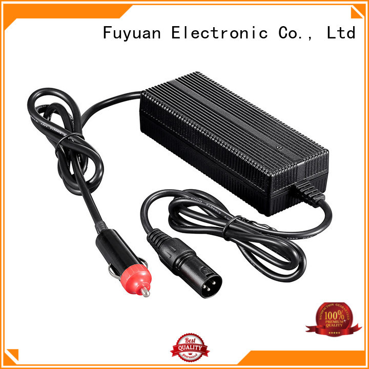 Fuyuang effective dc dc battery charger for Robots