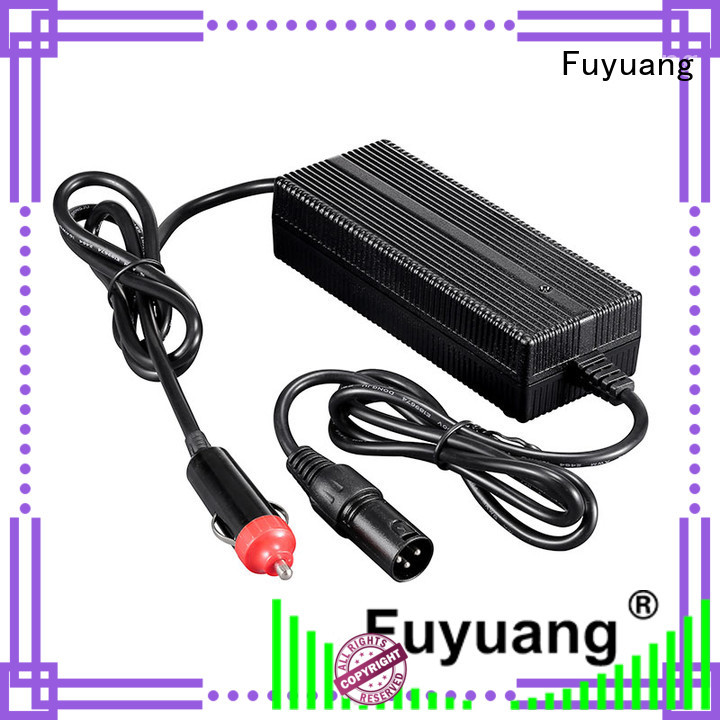 Fuyuang clean dc dc battery charger for Electric Vehicles