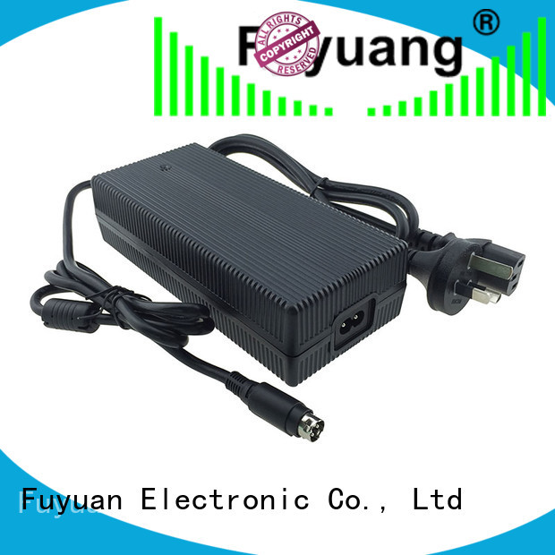Fuyuang acid lead acid battery charger  supply for Medical Equipment