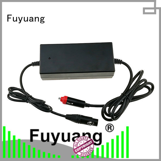 Fuyuang easy to control car charger resources for Medical Equipment