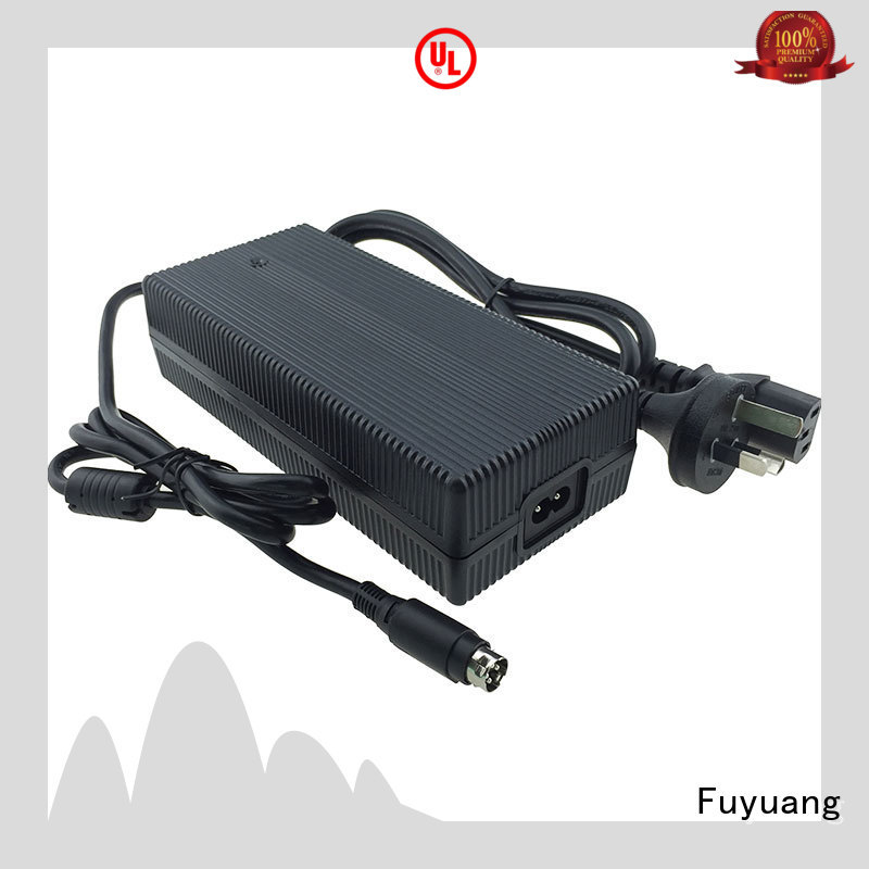 Fuyuang 146v lithium battery chargers  supply for Batteries