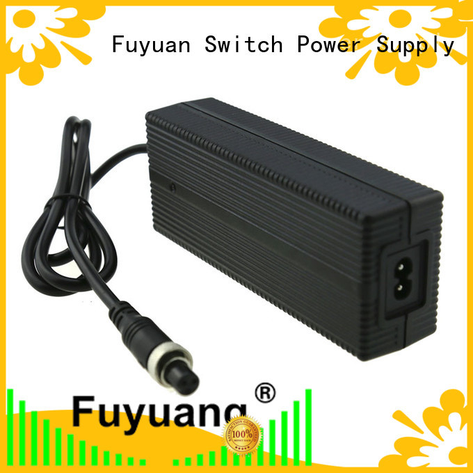 Fuyuang dc laptop power adapter experts for Electric Vehicles