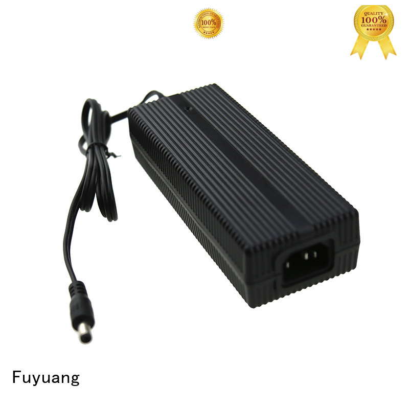 Fuyuang 12v lithium battery charger for Medical Equipment