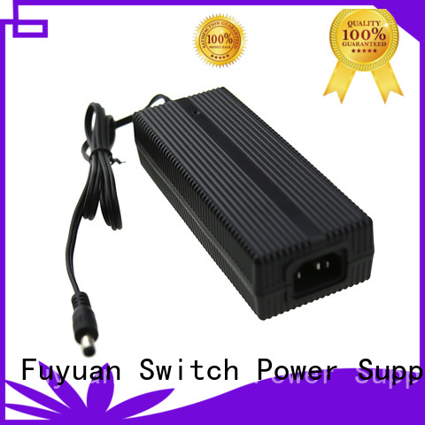 Fuyuang lead lithium battery chargers producer for Robots