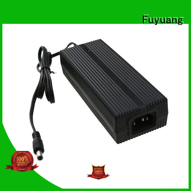 Fuyuang 42v lithium battery charger producer for Robots