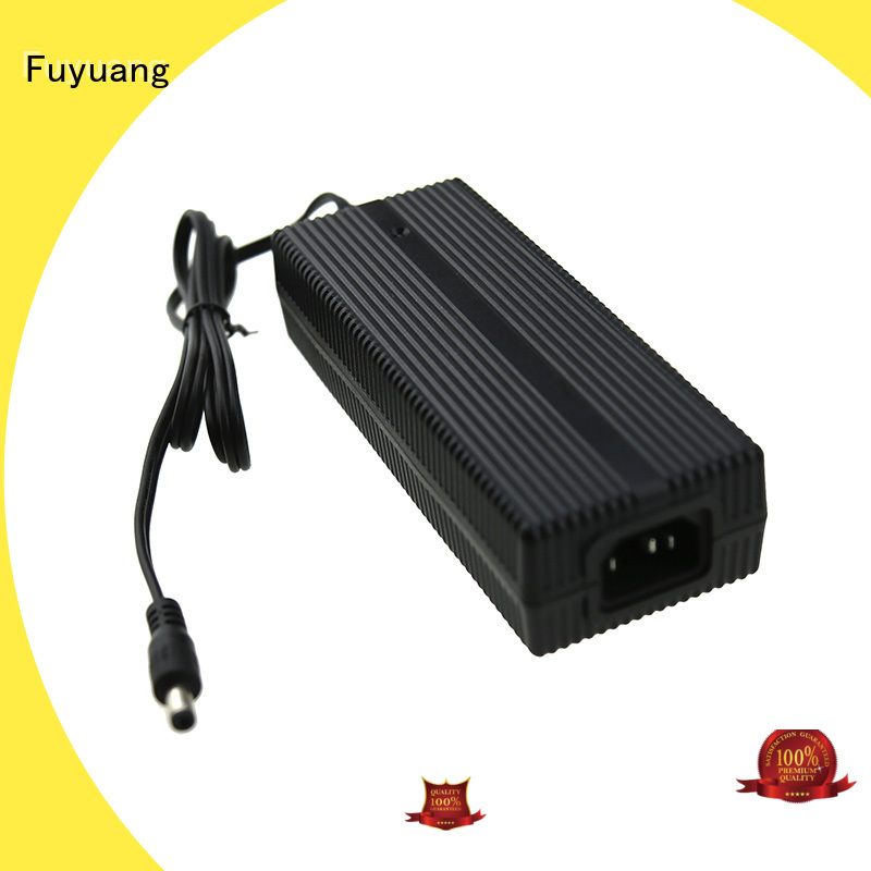 Fuyuang rohs lead acid battery charger  supply for LED Lights